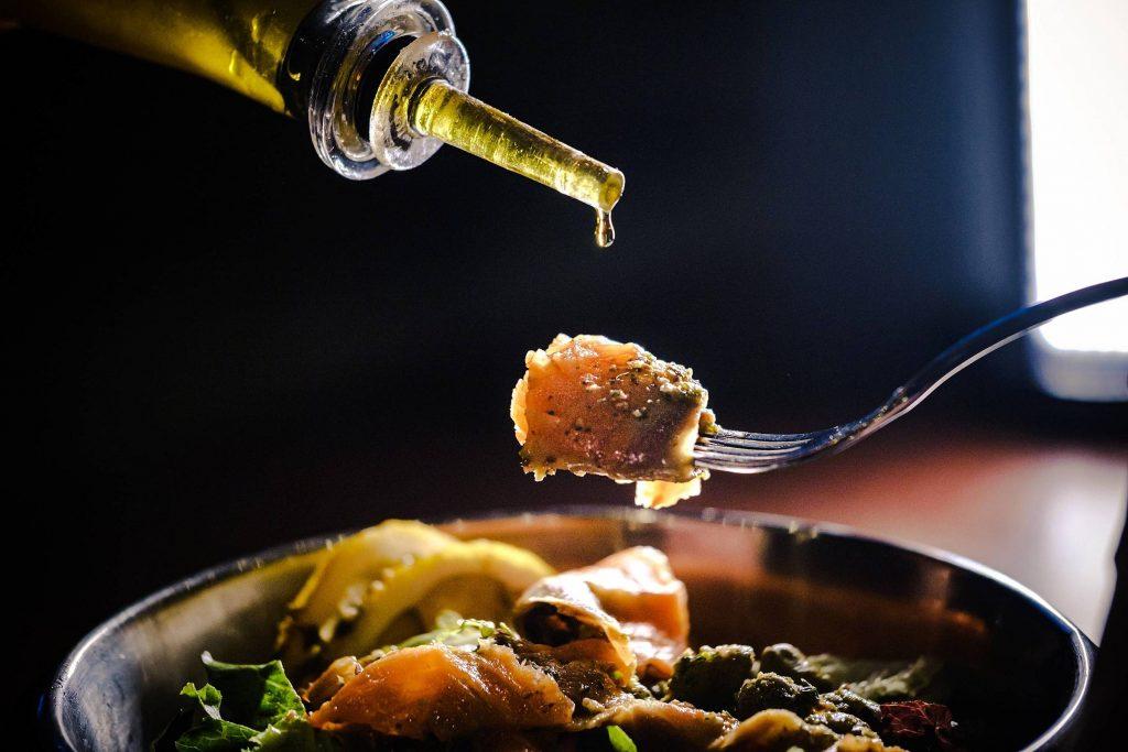 platos gourmet sencillos