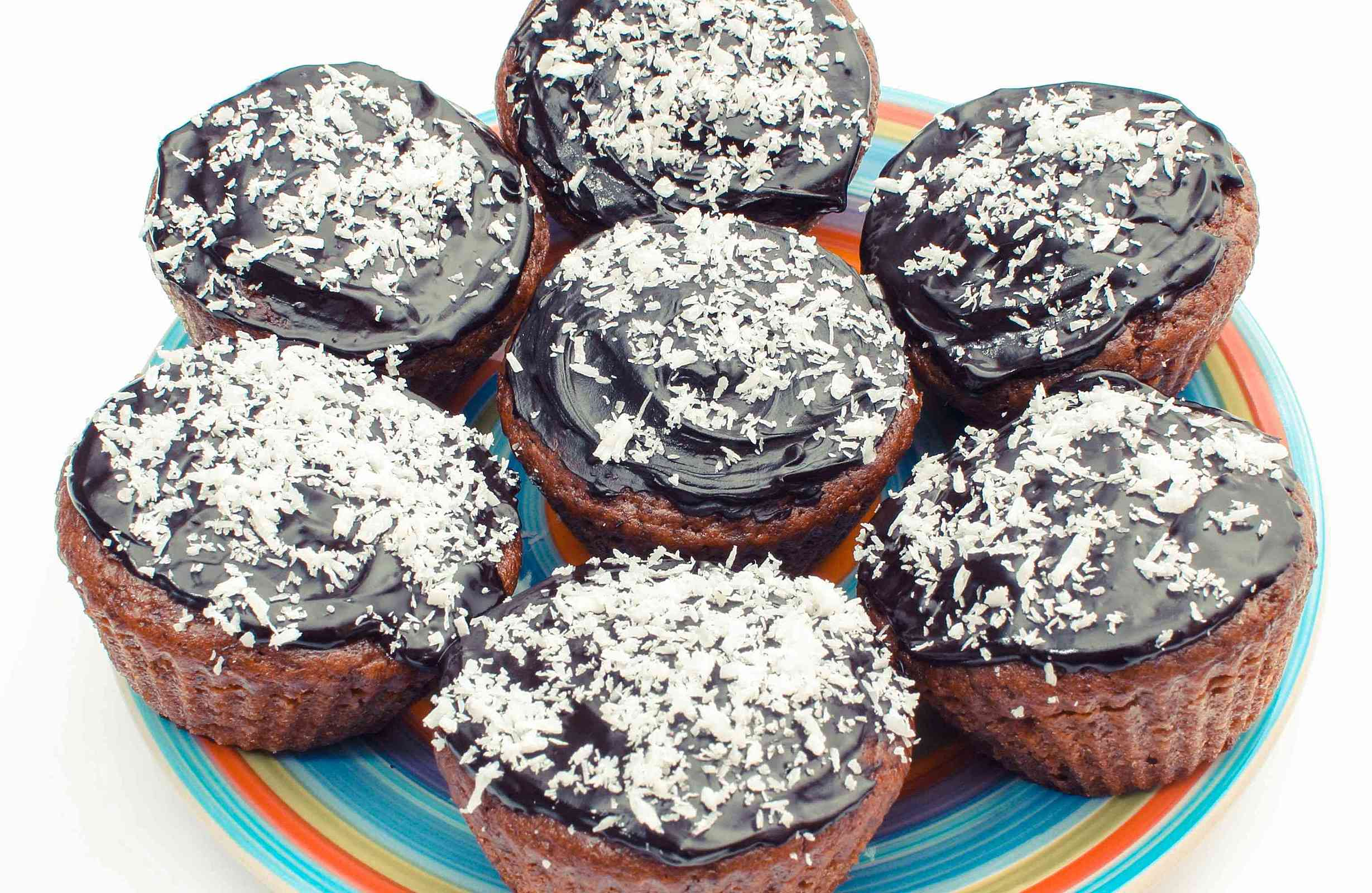 cupcakes saludables