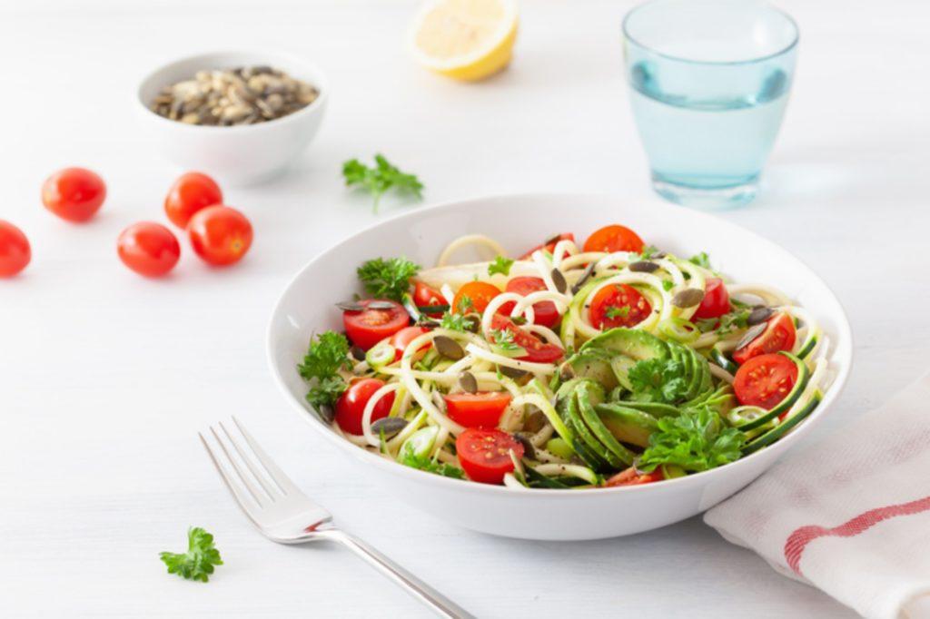 recetas de almuerzo saludables
